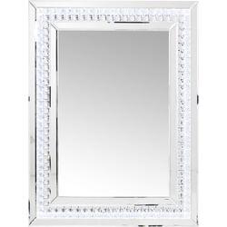Miroir Crystals LED 80x60cm