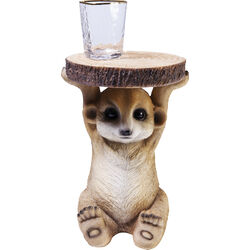 Side Table Animal Mini Mongoose 25x23cm