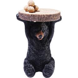 Mesa auxiliar Animal Mini Bear 25x23cm
