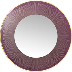 Mirror Revival Berry Ø76cm