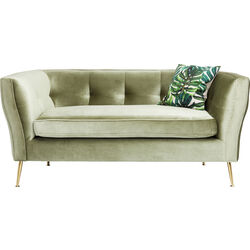 Sofa Rimini 2-Seater Green