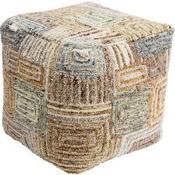 Pouf Labyrinth Colore 45x45cm