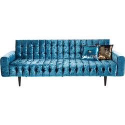 Sofa Milchbar Diva Bluegreen  3-Seater