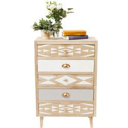Dresser Oase 5Drw 60cm