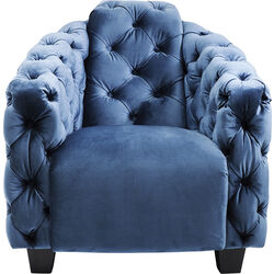 Armchair Desire Lounge Blue