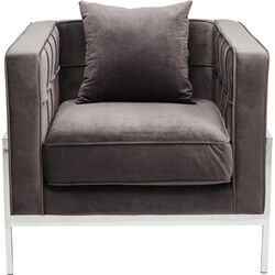 Arm Chair Loft Grey