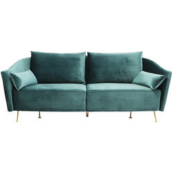 Sofa Vegas Forever 3-Seater Bluegreen
