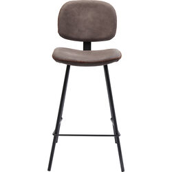 Bar Stool Barber Brown