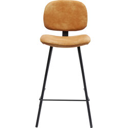 Bar Stool Barber Orange