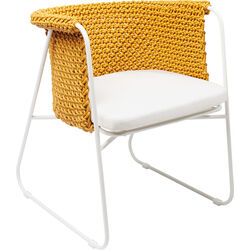 Chair With Armrest Capsule