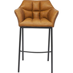 Bar Stool Thinktank Quattro Brown