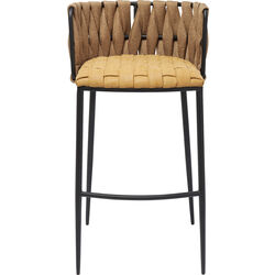 Bar Stool Cheerio Yellow