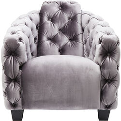 Armchair Desire Lounge Anthracite