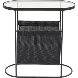 Side Table Mesh Journal