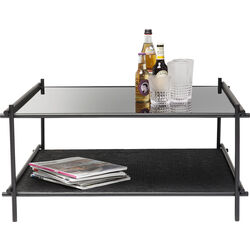 Coffee Table Mesh 80x80cm