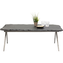 Coffee Table Pilla Stone 121x61cm