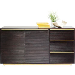 Sideboard Casino Lounge 3 Drawer 2 doors
