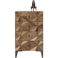 Dresser Illusion Gold