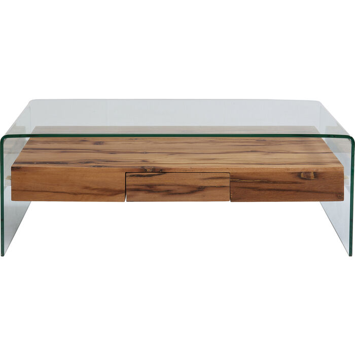 Kare Black Coffee Table: Coffee Table Modern Nature
