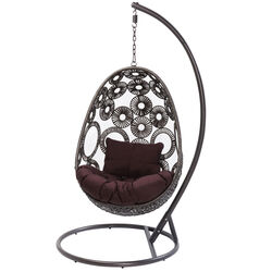 Hanging Chair Ibiza Brown
