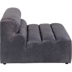 Sofa Element Roll Leather 93cm