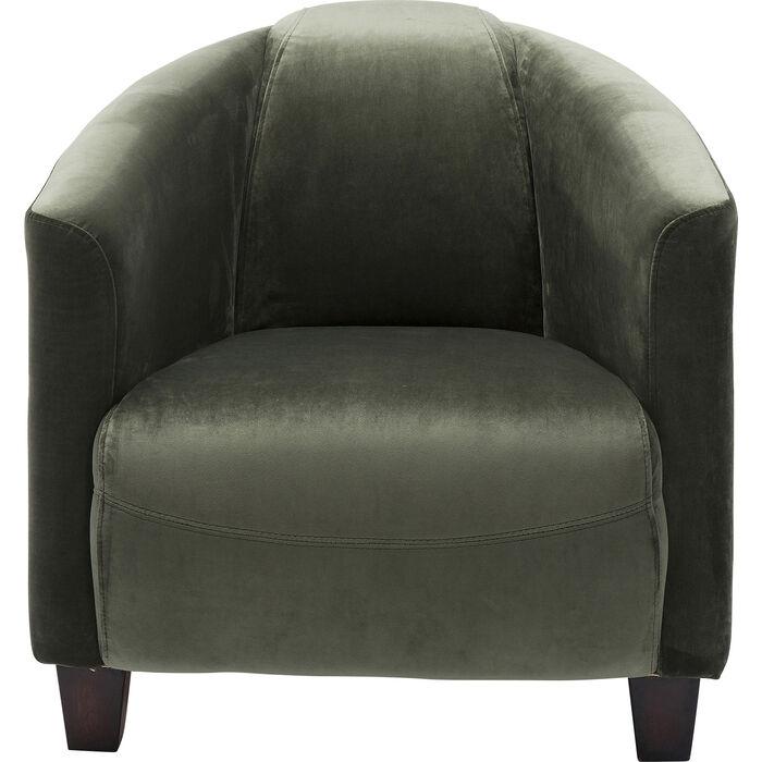 Arm Chair Cigar Lounge Green