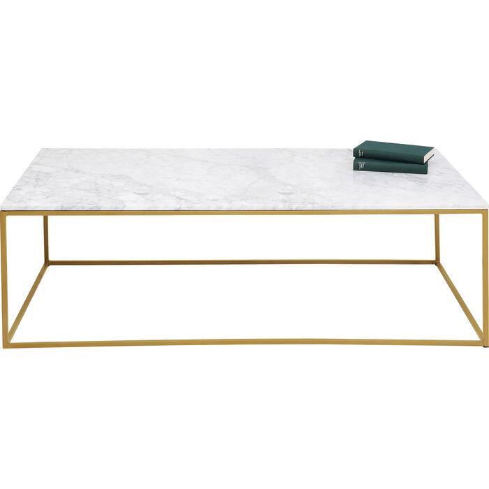 Kare Table Basse Marbre West Key Design 120x60cm K1J3ulcTF