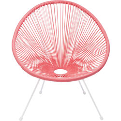 Arm Chair Acapulco Coral