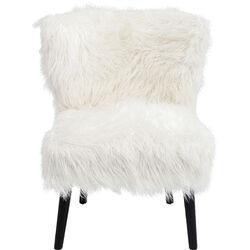 Chair Aspen Fur White
