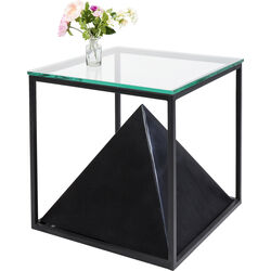 Side Table Pyramid 45x45cm