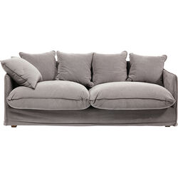 Sofa Santorini Grey 3-Seater