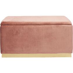 Panca Cherry Storage rosa 80cm