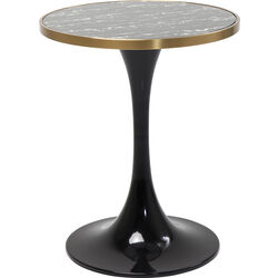 Table San Remo Black Ø62