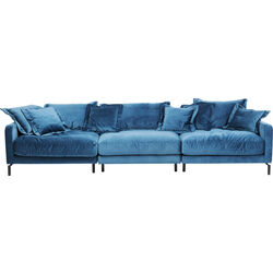 Sofa Lullaby 3-seater Bluegreen