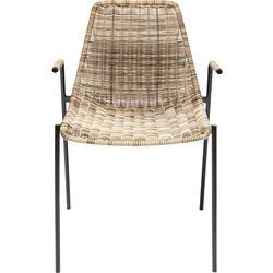 Chair with Armrest Tansania