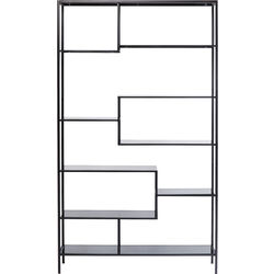 Shelf Loft Black 195x115