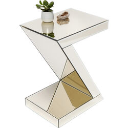 Side Table Luxury Z Champagne