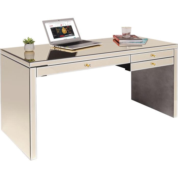 Desk-up x-large Chromo Baumwolle Champagne