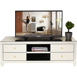 TV Board Luxury Champagne 140cm