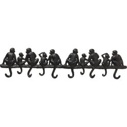 Coat Rack Monkey Family Big