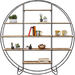 Shelf Jungle Bamboo Black 150