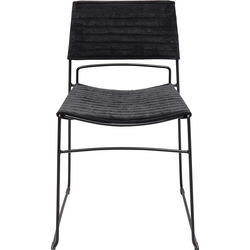 Chair Hugo Black Black