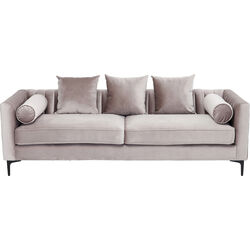 Sofa 3-Seater Variete Grey