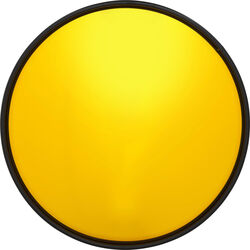 Mirror Celebration Yellow Ø60cm