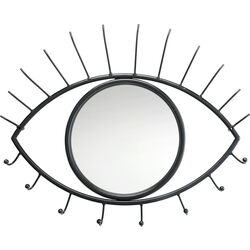 Coat Rack Eye Mirror