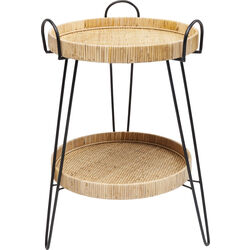 Side Table Beach Hut Ø47cm