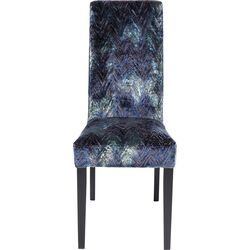 Chair Econo Slim Fancy Blue