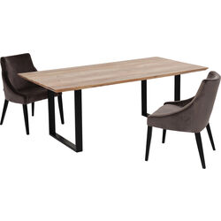 Table Symphony Black 160x80