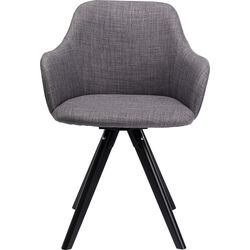 Swivel Armchair Madame Grey