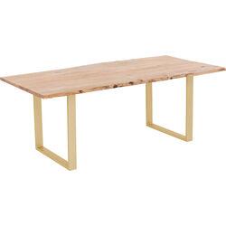 Table Harmony Brass 160x80